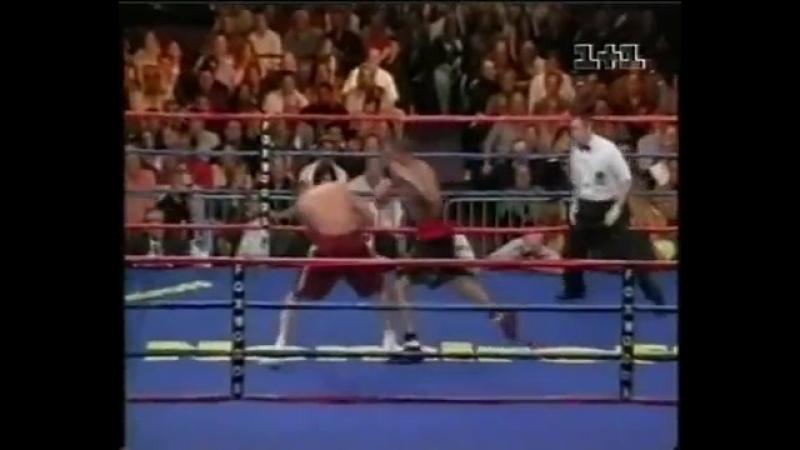 Андре Уорд vs Энди Колле полный бой 29 04 2006