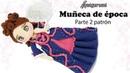 Amigurumi muñeca de época parte 2 5 patrón gratis