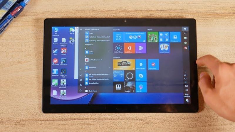 Топ планшет на Windows. Обзор Alldocube Knote 5