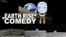 Die lustigsten Aufnahmen der Welt vom Mond ► JAXA NASA Earth Rise HD Animation und gespielte Freude