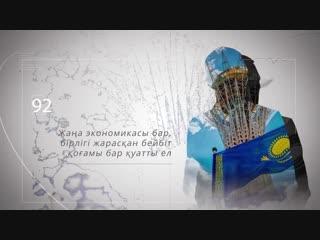 Мен өз елімнің патриотымын ЦИПР г.Астана 2018