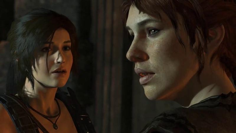 Rise of the Tomb Raider 54 Продолжаем Спасаем Софью Путь к Башне