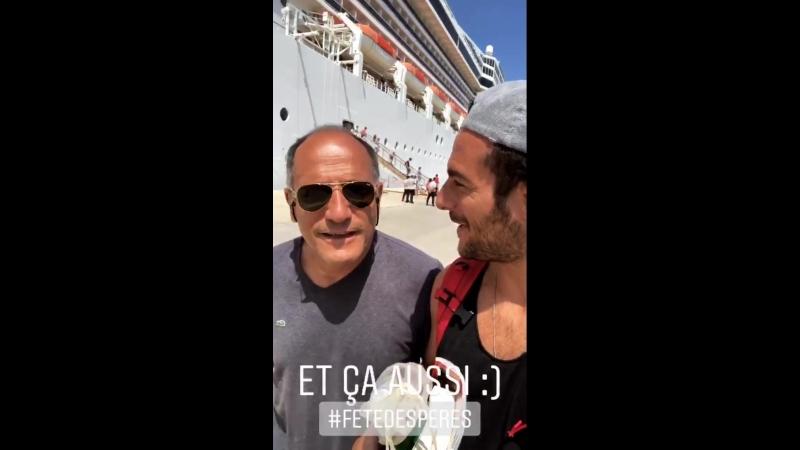 Amir et son père