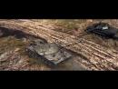 Танк ИС-7 - рэп обзор от Michael Frost и SIEGER [World of Tanks] [720p]