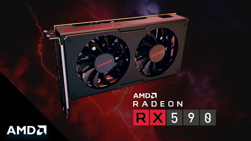 Radeon™ RX 590: 1080p Gaming and Beyond
