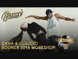 [BOUNCE WORKSHOP] Daha IceCream & Claudio Black Eagle 2018