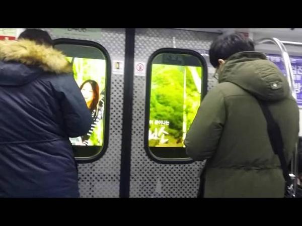 Бизнес идея №43 Проекционная реклама в тоннелях метро