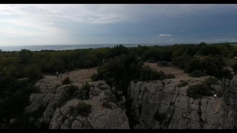 смотровая между Бахчисараем и древним городом Чуфут-Кале