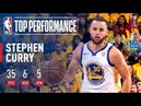Stephen Curry Goes OFF In The 3rd Quarter 7-7 FGM! To Help Lead Dubs To Game 3 Victory