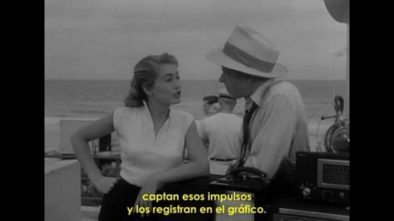 La Venganza Del Monstruo De La Laguna Negra (1955) [Spanish]