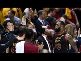 LeBron James' Last Game in Cleveland