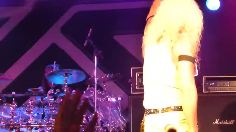 Twisted Sister Full Show Live at Starland Ballroom NJ 13 06 2015 HD