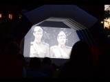 Вечерний показ фильма