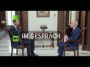 Exklusiv Interview mit Assad Direkter Konflikt zwischen Russland und USA stand kurz bevor