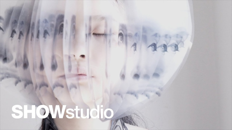 Watch Iris Van Herpen's Syntopia Couture collection come to life