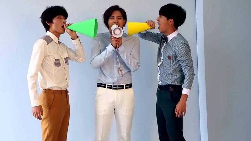 SMART(스마트 학생복) B1A4, GOT7 Making Film (메이킹 필름)