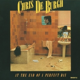 Chris de Burgh альбом At The End Of A Perfect Day