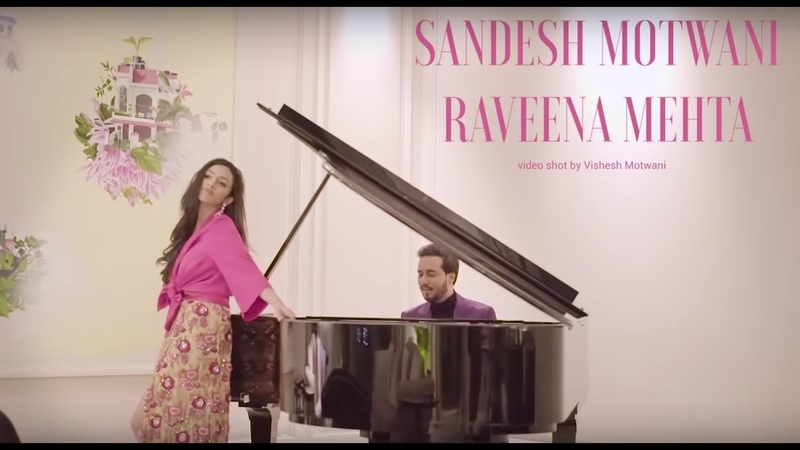 Shallow x Tum Hi Ho Valentine Mashup Raveena Mehta and Sandesh Motwani