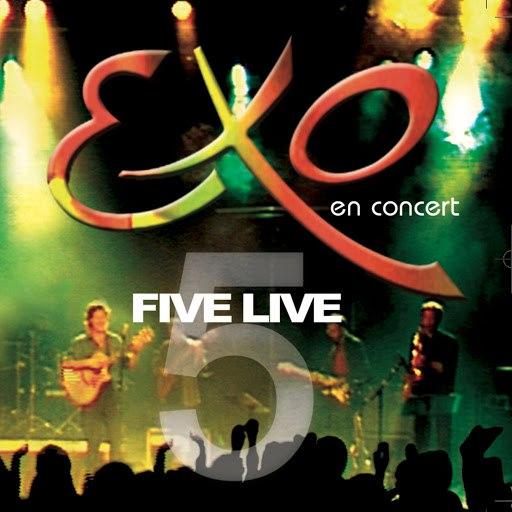 EXO альбом Five Live