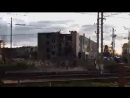 "События на месте взрыва на заводе ""Авангард"""