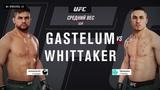 Kelvin Gastellum ( lovehatehero32 ) vs Robert Whittaker ( opkolopukos )