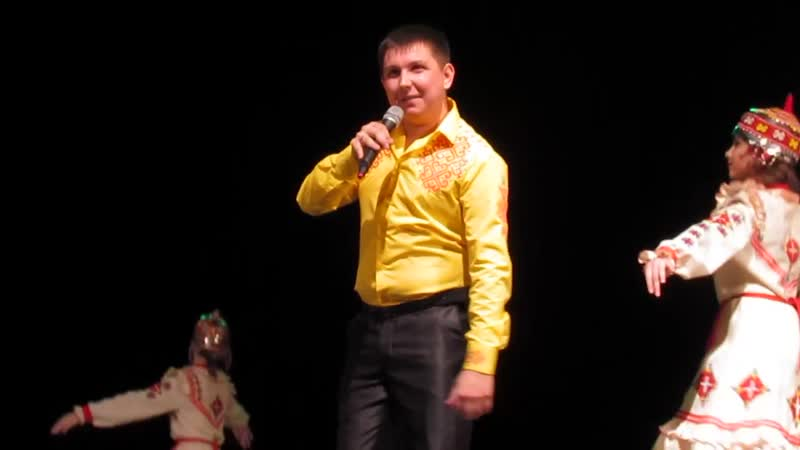Александр Сорокин Диво ушкăн 2018