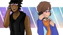 Game Of My Heart | Ninjago MEME (Collab w/ Kobella)