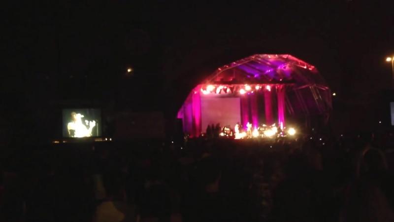 Moonspell Madredeus - Senhores da Guerra - Live Soombra tour - Jardins da Torre de Belém, Lisboa, 2013