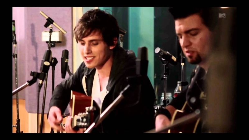 Marianas Trench - Haven't Had Enough Acoustic on MTV PUSH