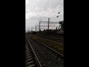 Прибытие Ретро-поезда на станцию Буй