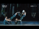 Мужской танец И Ми ЯнГуан один метр солнечного света. Военная исполнительская труппа песни и танца.