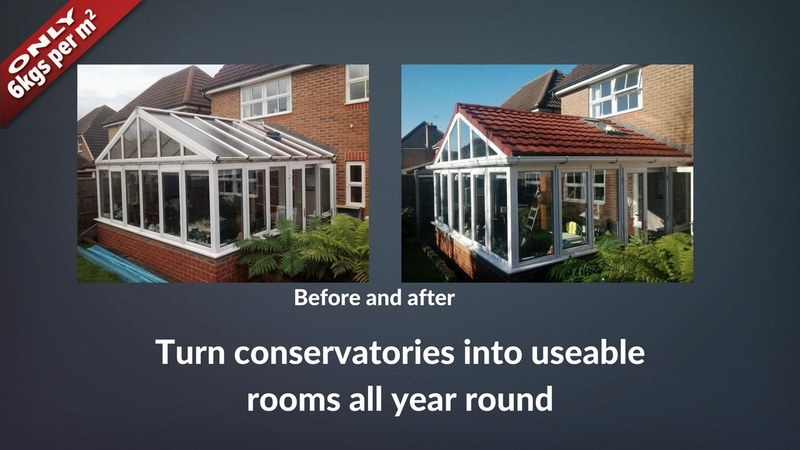 Why use LightWeight Tiles Ltd for your Lightweight Roofing needs