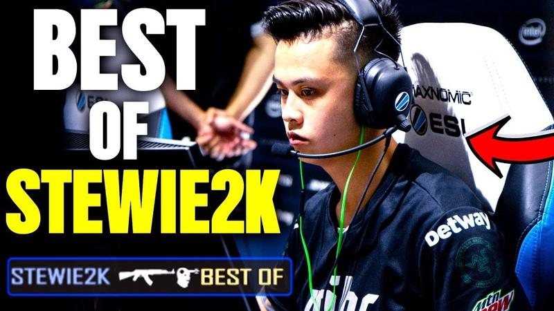 BEST OF STEWIE2K (INSANE PLAYS, EPIC FAILS, 200 IQ, RAGE)