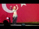 танец живота в турецкую ночь