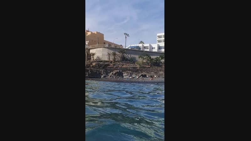 Пляж Ахаба Тенерифе