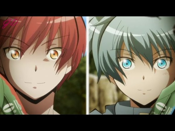 Nagisa vs Karma [AMV] [Assassination Classroom] End Of Me