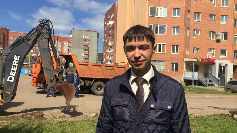 Октябрьский район Уфы — Live