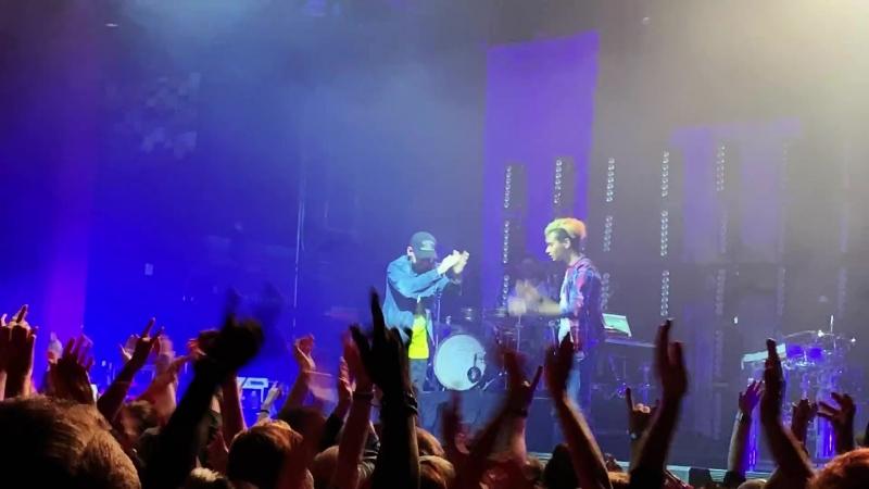 Mike Shinoda Me - Roads Untraveled live Philadelphia 2018