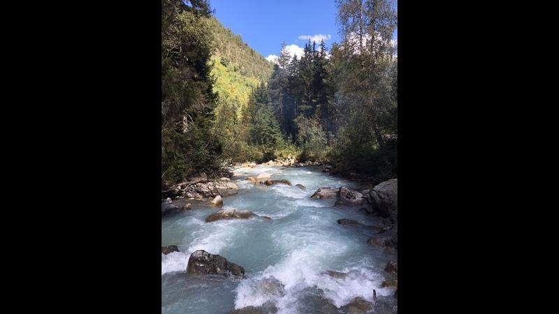 Дорога в ущелье МАХАР турбаза у Биляла
