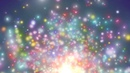 4K Bright Colorful Halo Particle Mist 2160p FREE Motion Background AAVFX