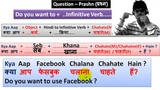 Learn Hindi Speaking Interactively 17A - Do you want to ......
