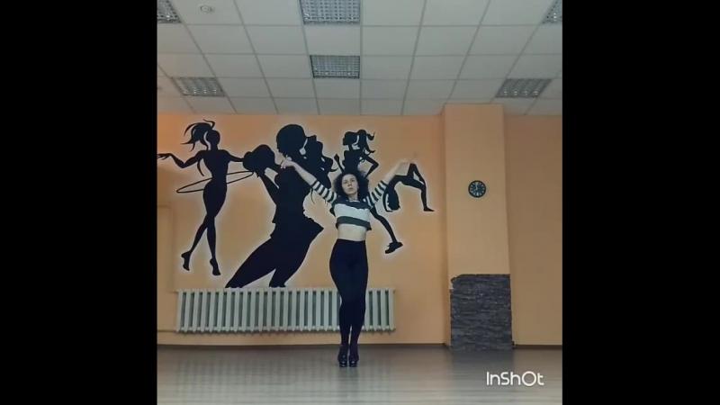 Александра Каранкевич - хореограф по стрип-пластике