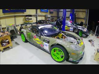 G-Drive Drift in Japan. Гараж Дайго Сайто