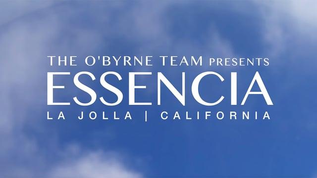 7455 Hillside Drive, La Jolla - ESSENCIA - Pool Teaser