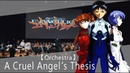 Evangelion - A Cruel Angel's Thesis - Cover