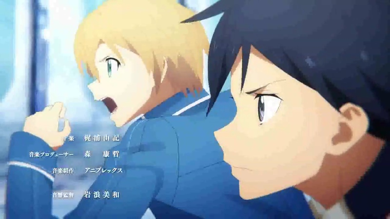 Sword Art Online: Alicization / Мастера Меча Онлайн: Алисизация - 15 серия | FIKUSS [AniFact]