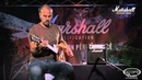 Marshall Amps MG10CF 10 Watt Combo Amp Demonstration w Chris George