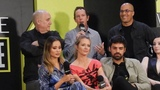 Highlights of Talk w Cast of Fox The Gifted at NYCC Live 2018 Part 2