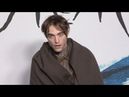 Robert Pattinson at Dior Menswear Fashion Show Photocall