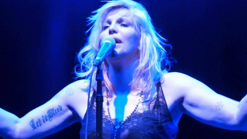 Courtney Love - Northern Star (Live 22.06.2013)